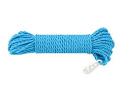 Elliott - Filo stendipanni in nylon, colore: Blu