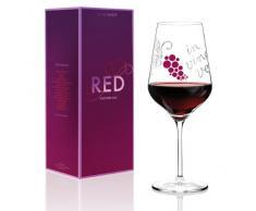 Ritzenhoff 3000012 Winter F14 - Calice per vino rosso, di design