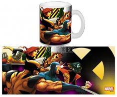 Distribuzione semico Smug 037-arredo e Decorazione, Tazza di caffè Serie Wolverine 1 Squadra