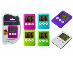 CMP 934078 - Timer elettronico da cucina, Colori assortiti