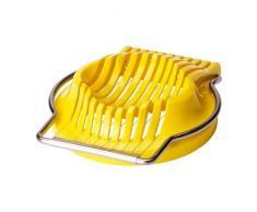 Ikea Slät - Taglia uova, colore giallo