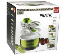 Utilhome 5040316 - Centrifuga per insalata, con grattugia