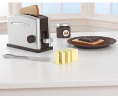 KidKraft - Set di giocattolo con tostapane Espresso