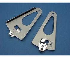 Accessori cucina pinza Triangolo Apriscatole In Acciaio 1 pz