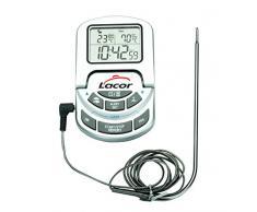 Lacor 62498, Termometro digitale con sonda per forni