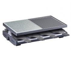 Steba RC58 Set per raclette con piastra in pietra naturale e piastra in getto di alluminio, giudizioBuono Emporio Magazin 11/2009