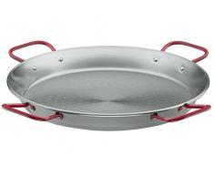 Lacor, Padella da paella in ferro, 90 cm