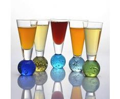 FMN-JIUBEI, 1 PZ Grado Superiore Bicchiere Champagne Bicchiere Highball Margarita Bicchiere Vino Calice Martini Bicchieri Bicchieri Cocktail Bicchieri Whisky Bar Bicchieri