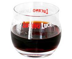 AMARO LUCANO Bicchieri Originali 6 Pezzi