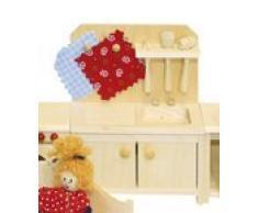 Rlke Holzspielzeug 22116 - Mobile da cucina con portamestoli