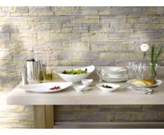 Villeroy & Boch New Cottage Special Serve Salad Insalatiera, 45 x 31 cm, Porcellana Premium in Moderno Stile Country, 1 Pezzo