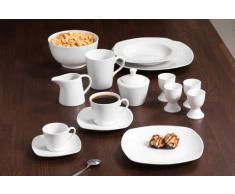 """Ritzenhoff & Breker 593631 - Servizio di ciotole da colazione """"Primo"""", 6 pezzi"""