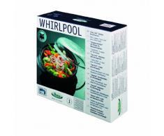 Whirlpool STM006 Vaporiera rotonda per forno a microonde, Arancio
