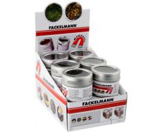 Fackelmann SBBox 02508 Barattolo portaspezie magnetico