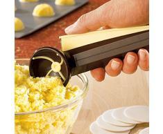 Fackelmann Makronator, Macarons-dosatore, cucchiaio porzionatore per impasto