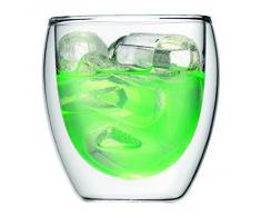 Bodum Pavina Set 6 bicchieri da 25 cl