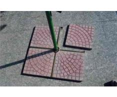 Stendibiancheria stendipanni a Ombrello da Giardino 200-P Gioma