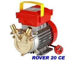 ROVER Pompa 20 per TRAVASO Vino-Acqua-GASOLIO Elettropompa 20 CE