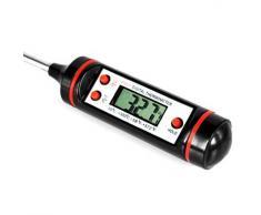 Boolavard ® TM Digital cottura di cibi a base di carne Sonda termometro da cucina barbecue Pen Type Termometro con display LCD