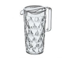 Koziol - Caraffa di cristallo, 1,6 l