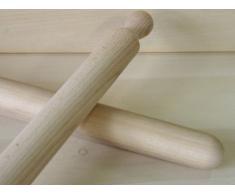 Panetta Casalinghi in Legno mattarello con Una Presa, Beige, 4.5 x 100 cm, Legno, Beige, 4.5 x 100 cm