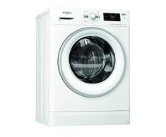 Whirlpool FWDG 961483 WSV IT N lavasciuga a libera instalazione, 9 kg lavatrice - 6 kg asciugatrice, D