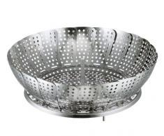 Küchenprofi 1025482820 - Inserto vaporiera, 20 cm