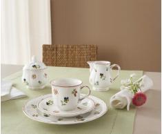 Villeroy & Boch Petite Fleur Tazza da tè, 200 ml, Altezza: 6 cm, Porcellana Premium, Multicolore
