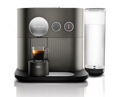 Delonghi EN350.G Macchina per Il caffè con Sistema a Capsule Nespresso, 1260 W, 1 Liter, Plastica, Grigio