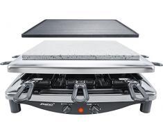 Steba RC 3 Set per raclette plus, cromata