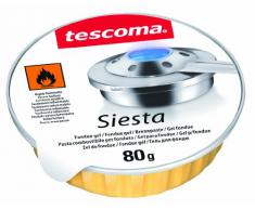Tescoma 707050 Siesta Pasta Combustibile per Fonduta, 3 Pezzi