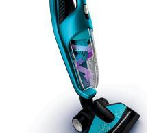 Philips FC6404/01 Scopa Elettrica Cordless con Funzione di Aspirazione e Lavaggio + Aspirabriciole