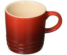Le Creuset Tazzina espresso 100ml colore: Rosso ciliegia