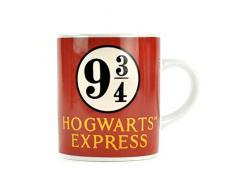 Harry Potter Platform 93/4Hogwarts Express mini tazza di caffè espresso