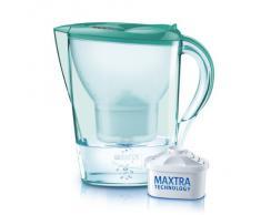 Brita 1008475 Caraffa Filtrante Marella Limited Edition, Verde Menta
