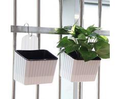 Super Vasi da parete color Bianco da acquistare online su Livingo JN78