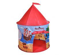 Knorrtoys 55609 - Tenda da gioco Pirata Honk