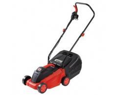Valex 1496213 Rasaerba Elettrico RA100FG, 1000 W, 220 V, Rosso