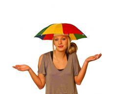 Testa Cappello Ombrello - Bambini E Adulti Ombrellone Affitti, Pesca, Golf