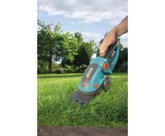 Gardena forbici tagliaerba con ACCU ComfortCut per la finitura dei bordi del prato e il taglio esatto di qualsiasi contorno, cordless, standard, unico