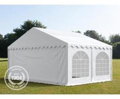 Tendone per feste e eventi 5x4 m Gazebo matrimonio - molte misure - Premium  bianco
