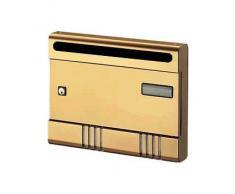 Cassetta postale all. riviste br. est. sire 290x365x70