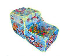 Tenda da gioco per bambini Pop up piscina di palline Ball Pit Pool Tenda per Ragazzi e Ragazze interno ed esterno Utilizzo, Palline non Inclus