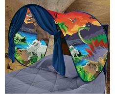 dream tent Tenda da gioco Bambini pop up di tenda giocattolo (Dinosaur Island)