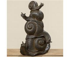 Statua da giardino, Lumache H30cm