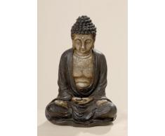 Statua di Buddha, Scultura Decorativa per Feng Shui, 28 cm di altezza