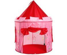 Infantastic Tenda gioco tenda colorata per bambini bimbi design Fairy Castle