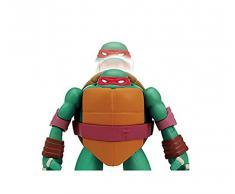 Giochi Preziosi - Turtles Head Dropping Raffaello Personaggio, con Testa a Molla