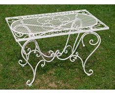 Tavolo in ferro battuto da giardino acquista tavoli in for Tavoli da giardino in ferro ikea