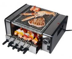RGV Grillo Light Barbecue Elettrico da Tavola con Pietra Ollare